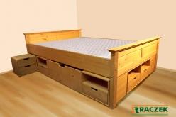 Łóżko 12
